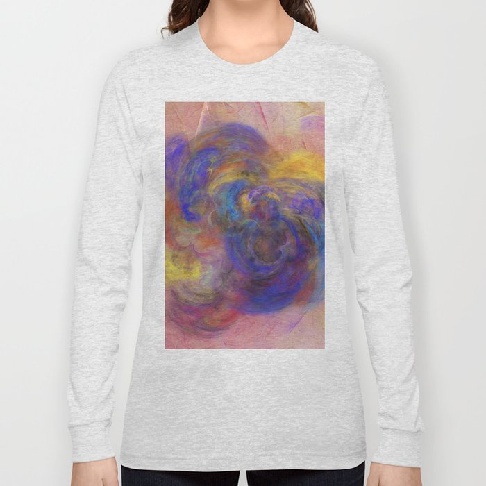 Love of Colours Long Sleeve T-shirt