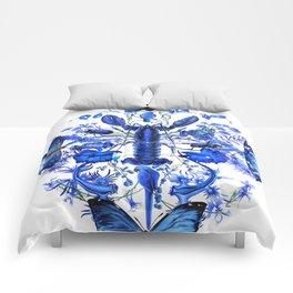 Ultramarine Comforters