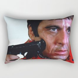 Al Pacino @ Scarface #1 Rectangular Pillow