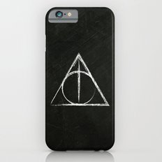 Deathly Hallows (Harry Potter) Slim Case iPhone 6s