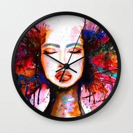 UNIVERSE BEAUTY Wall Clock