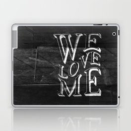 WE LOVE ME Laptop & iPad Skin