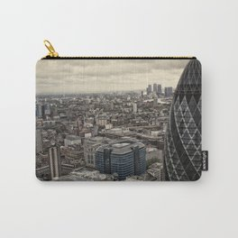 London from the 39th floor Carry-All Pouch