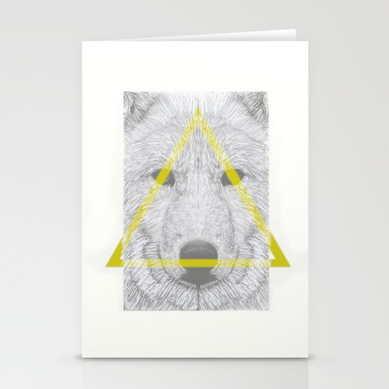 WOLF III Stationery Cards