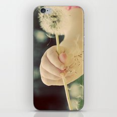 Hold on. iPhone & iPod Skin