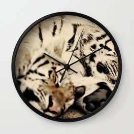 I'll keep you warm... Wall Clock