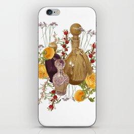 Scented Garden iPhone Skin