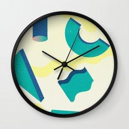 Lilium candidum #2 Wall Clock