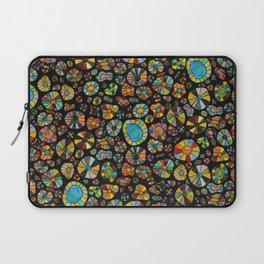 Barca Dots Pattern multicolor/black Laptop Sleeve