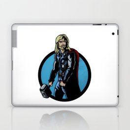 The Mighty Thor Laptop & iPad Skin