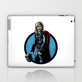 The Mighty Thor Laptop & iPad Skin