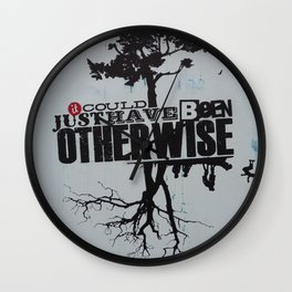 Otherwise Wall Clock
