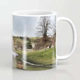 River Wye at Bakewell Coffee Mug