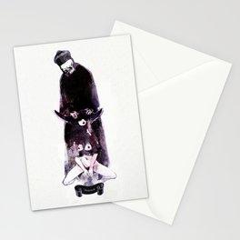Tremor mortis Stationery Cards