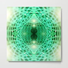 Geometry Dreams : Eternity Metal Print