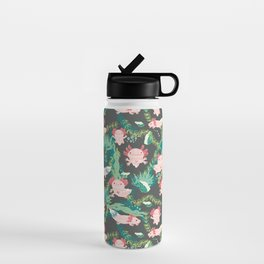 Baby Axolotl Water Bottle