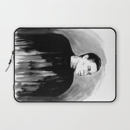 DARK COMEDIANS: Tracy Morgan Laptop Sleeve
