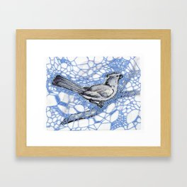 Entangled Framed Art Print