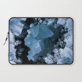 Crystal Blue Fantasy Laptop Sleeve