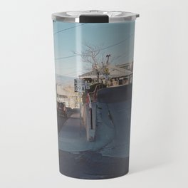 Split Level Travel Mug