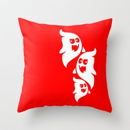 If you got it haunt it3 Throw Pillow