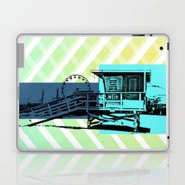 Lifeguard stand Laptop & iPad Skin