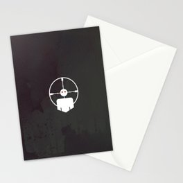headshot perk Stationery Cards