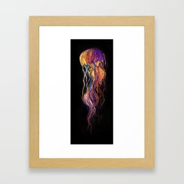 Jelly Framed Art Print