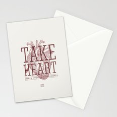 Take Heart Stationery Cards