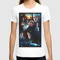 blade runner T-shirts featuring Blade Runner by Saint Genesis