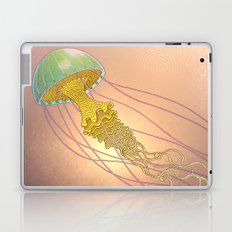 jellyfish-red Laptop & iPad Skin