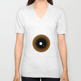 Eye of the Earth Unisex V-Neck
