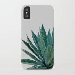Agave Cactus iPhone Case