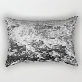 Froth Over Rectangular Pillow