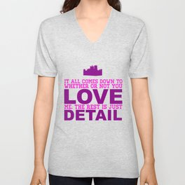 Downton Abbey (Branson) Unisex V-Neck