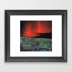 (workshop) Framed Art Print