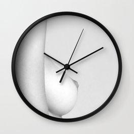 Lesbian flavor Wall Clock