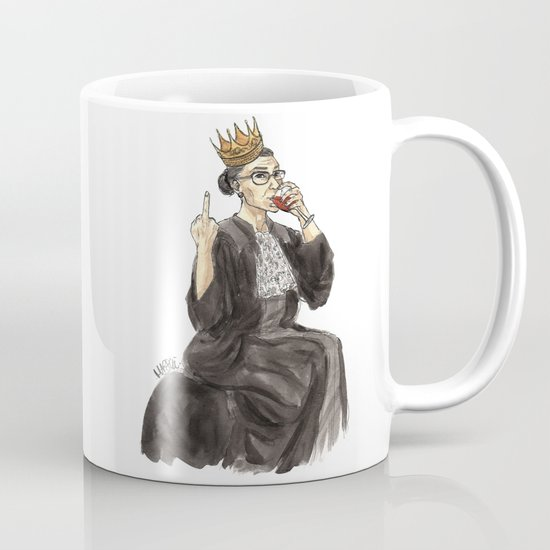 Queen RBG by maryne