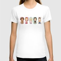 spice girls T-shirts featuring Spice Girls by Big Purple Glasses