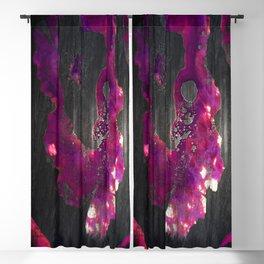 Agate Lava Flow Blackout Curtain