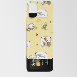 Case Pizza Android Card Case