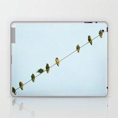 all in a row Laptop & iPad Skin