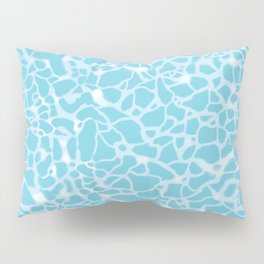 Pool Water Sparkles Pillow Sham