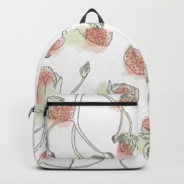 Fraises Backpack
