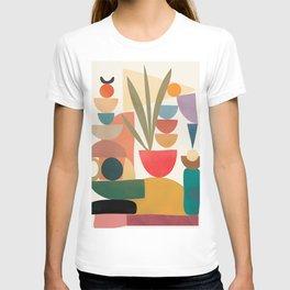 Modern Abstract Art 74 T-shirt