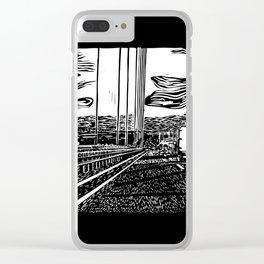 Meiko Triton Clear iPhone Case