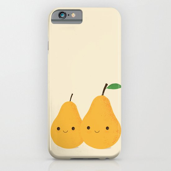 We make a nice pear iPhone & iPod Case