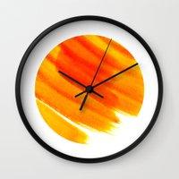 venus Wall Clocks featuring Venus by sustici