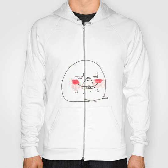Disapproval Manatee Hoody