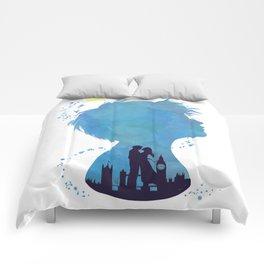 I am Finding Neverland Comforters